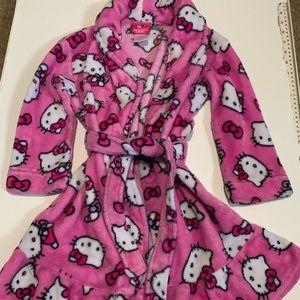 Hello Kitty size small Robe